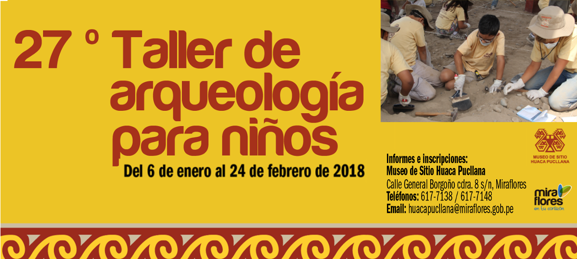 ¡Diviértete y aprende en Huaca Pucllana!